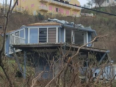 St Croix House post Maria 2